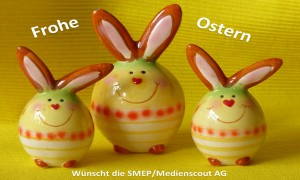 Frohe Ostern SMEP