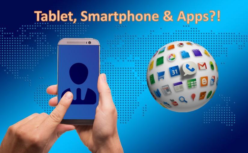 Vortrag über Tablets, Smartphone & Apps