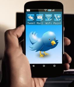Twitter unser ständiger Begleiter