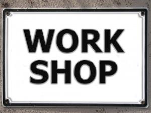 Der Begriff 'Workshop' ist der Überbegriff für eine Vielzahl an Formen eines Workshops.