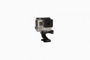 Die von uns benutzte Kamera: GoProHero3