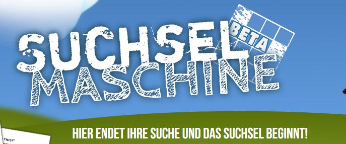 Web 2.0 Tool: suchsel.de.vu